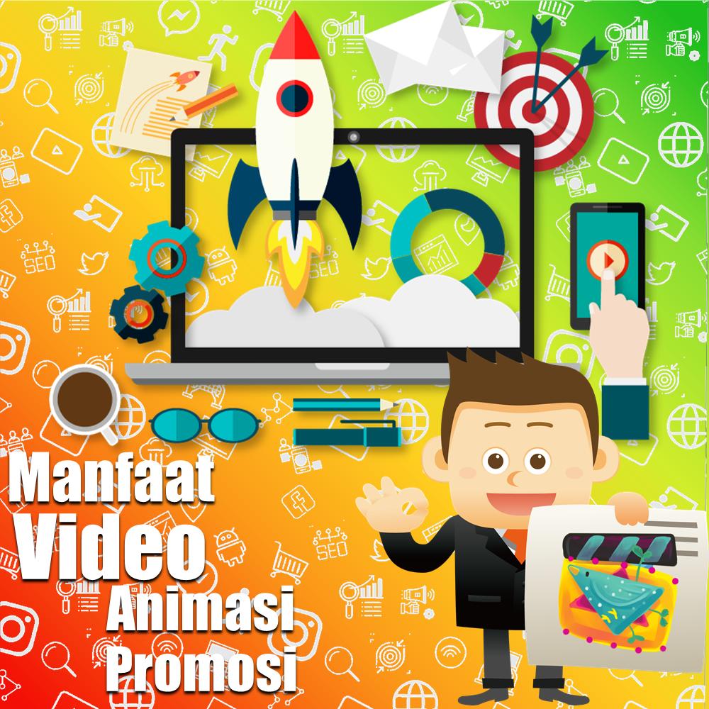 Manfaat Membuat Video Animasi