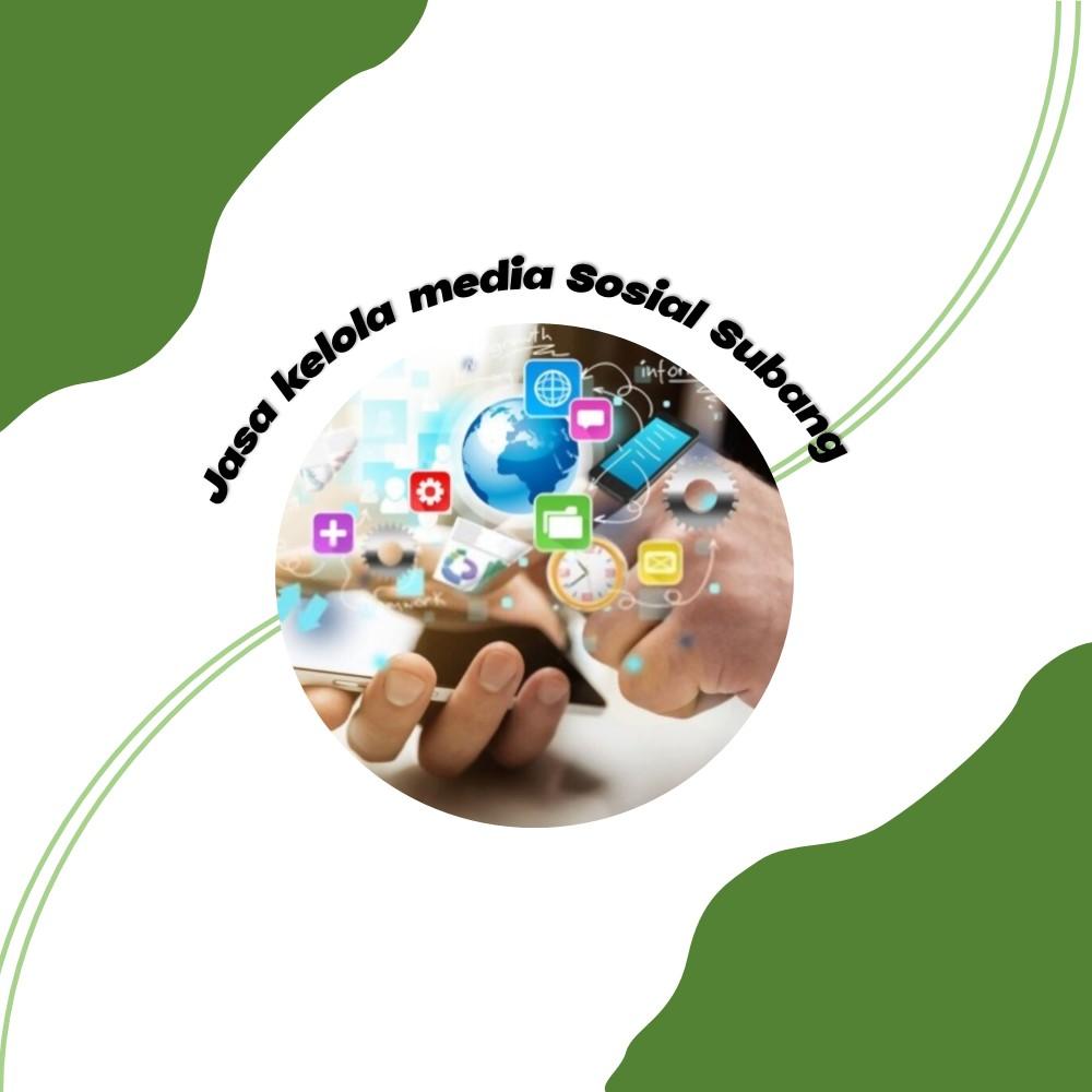 Jasa kelola media sosial Subang